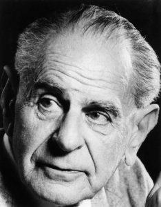 カール・ポパー(1902-1994)