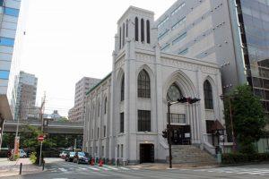 横浜指路教会_教会堂
