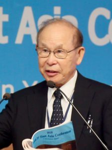 石川信隆 JMCF会長